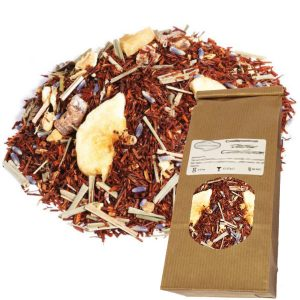 Rooibos saveur gingembre goyave pêche
